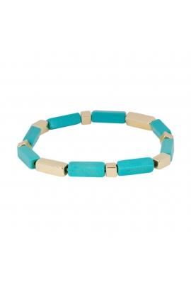 BRATARA SANTORINI Turquoise U