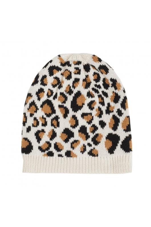 Winter Cap ICY COLORS  Ecru U