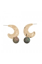 Earring BLOG Metallic Multicolor U