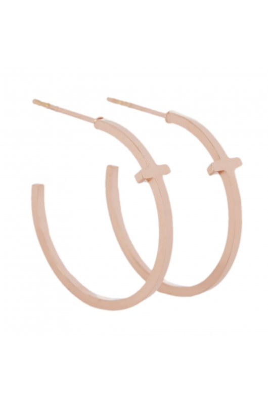 Earring STAINLESS STEEL ROSE GOLD Rose Gold U