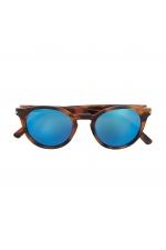 Round Sunglasses GENERAL SUNGLASSES Brown U