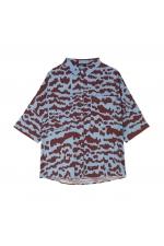 Shirt DEEP WATER Blue U