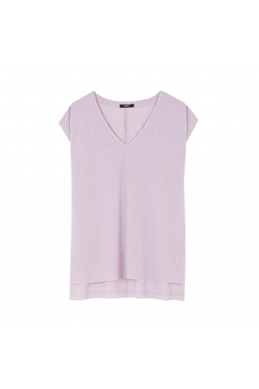 T-shirt LATERAL Purple