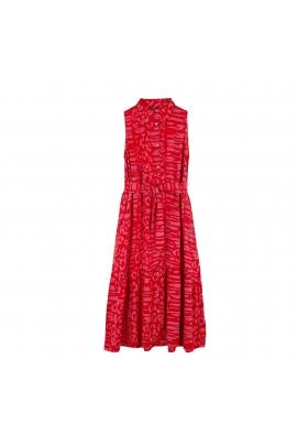 Dress HIBIS Red U