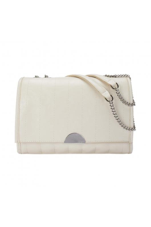 Crossbody Bag CHUCK1 White M
