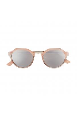 Round Sunglasses General Sunglasses Peach U