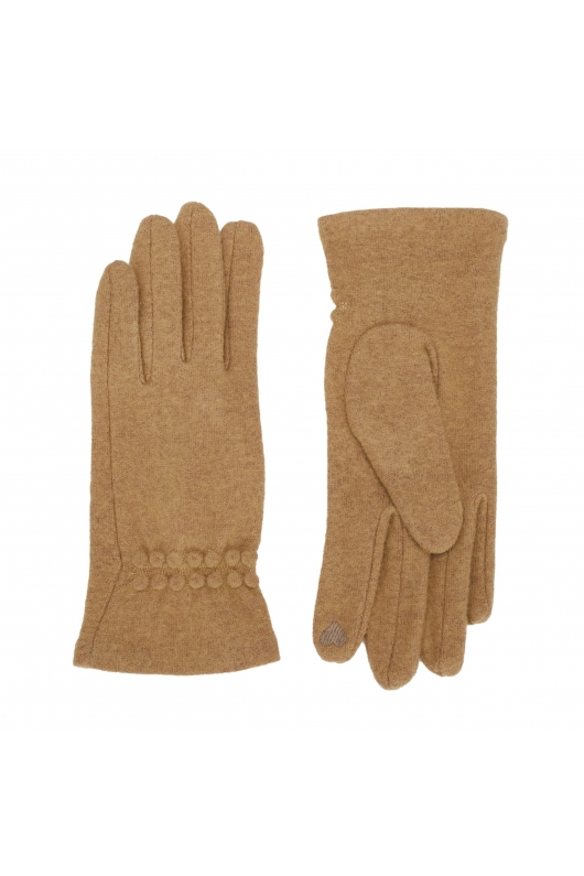 Gloves FURRY WINTER Beige U