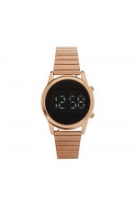 Casual Watch Rose Gold Tray Rose Gold