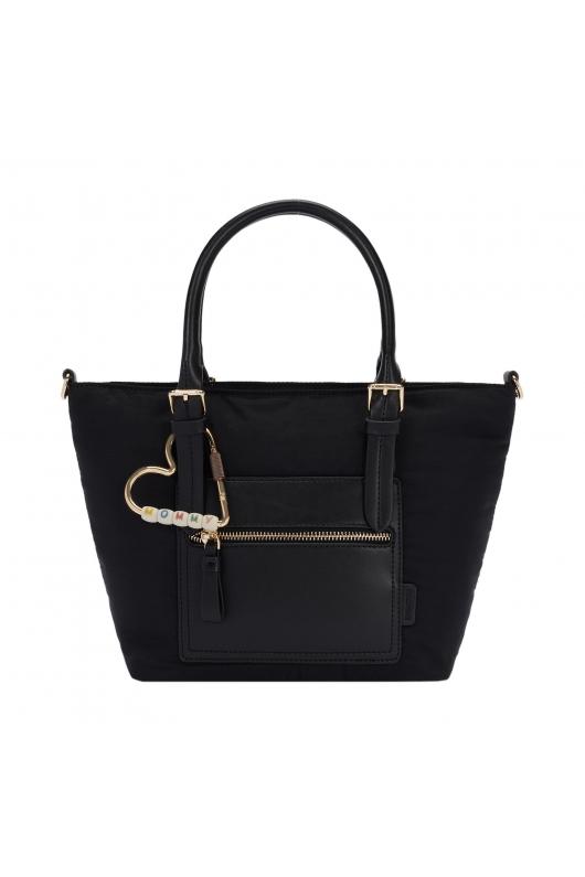 Shopper Bag MOMMY Black S