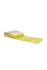 Blanket Scarves SUNNY WINTER Yellow L