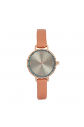 Casual Watch Rose Gold Tray Nude