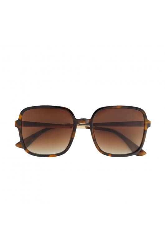 Square Sunglasses General Sunglasses Brown U