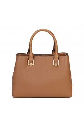 Shopper Bag IRIS Camel M