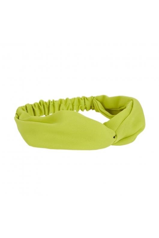 Headband LOTUS Lime U
