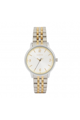 Casual Watch Gold Tray Gold