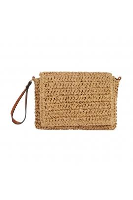 Crossbody Bag CARPET TOTAL LOOK Straw M