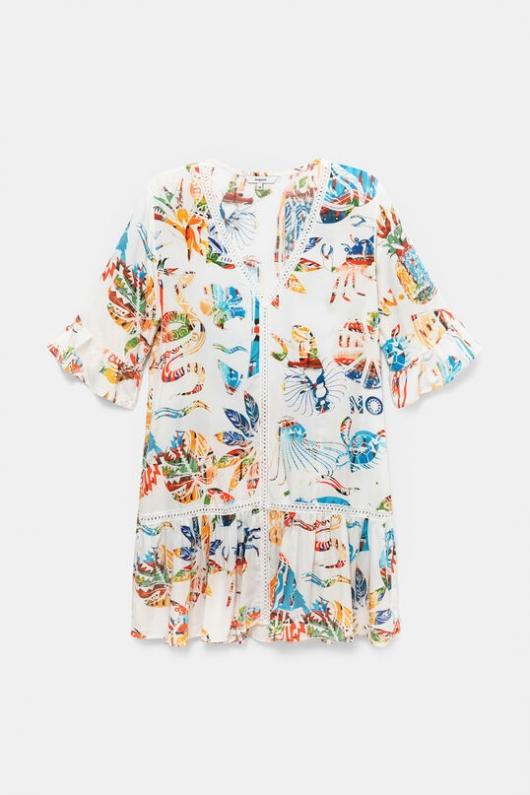 Rochie pentru plaja