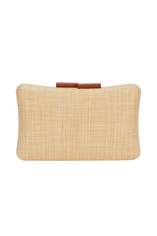 Box Bag STROOD Ecru M