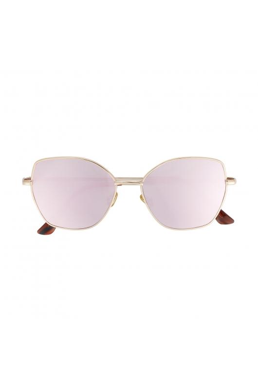 Butterfly Sunglasses GENSUN Rose Gold U