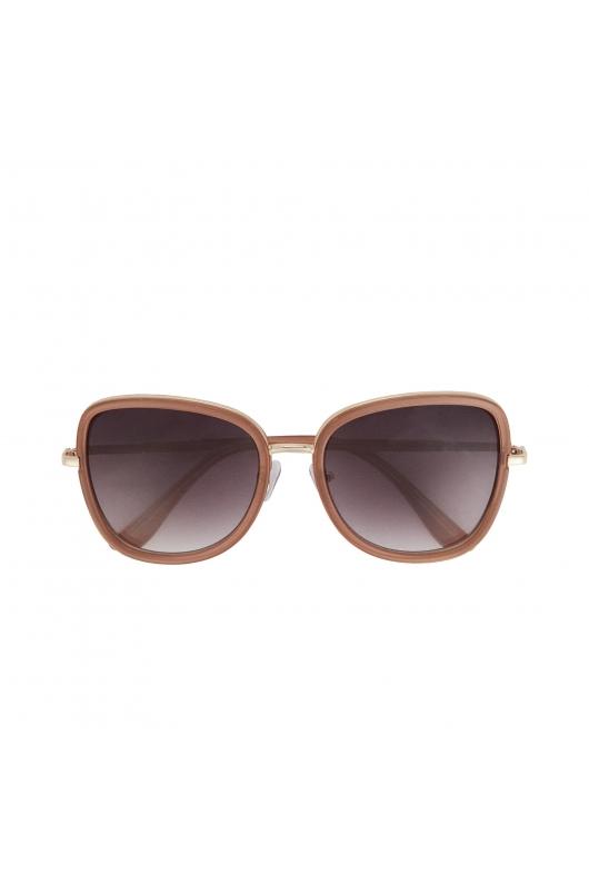 Butterfly Sunglasses GENSUN Beige U