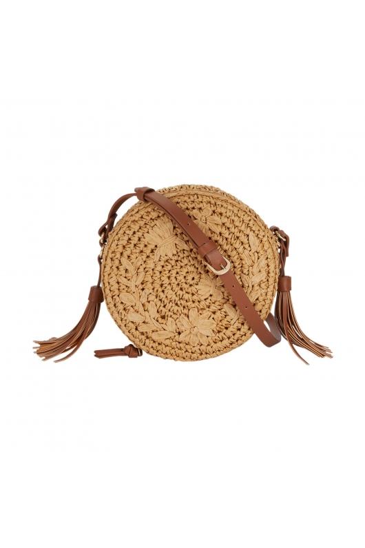 Crossbody Bag CHILI Beige M