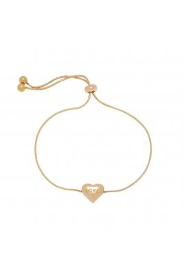Bracelet STAINLESS STEEL GOLDEN Gold U