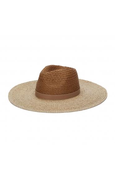 Fedora Hat General Hats Khaki U