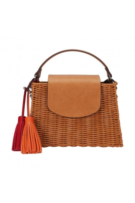Crossbody Bag EVA2 Camel M