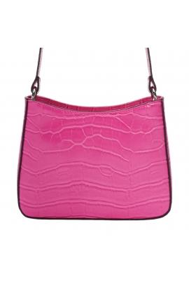 Crossbody Bag CARAMEL  Pink S