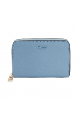 Wallet NM BASIC JUNGLE Blue S