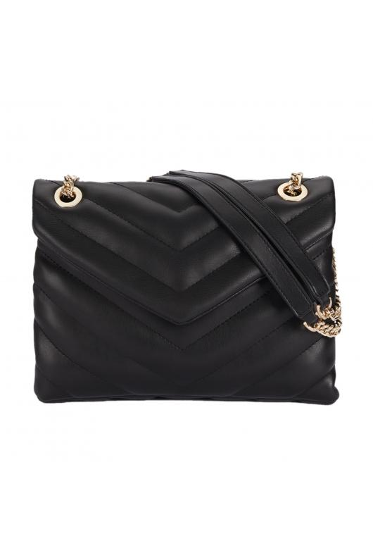 Crossbody Bag AKUA REPEAT Black M