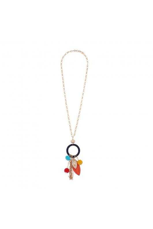 Necklace JUICY Gold U