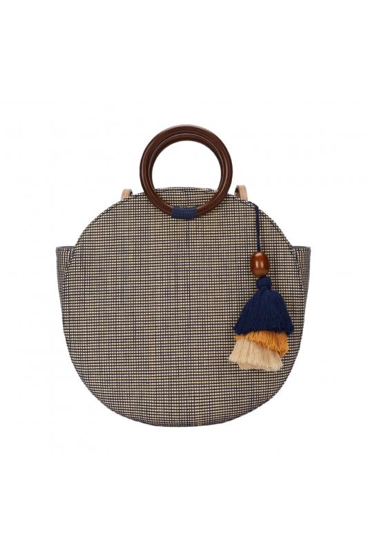 Shopper Bag INK Navy L