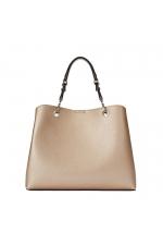 Shopper Bag BAT Gold L