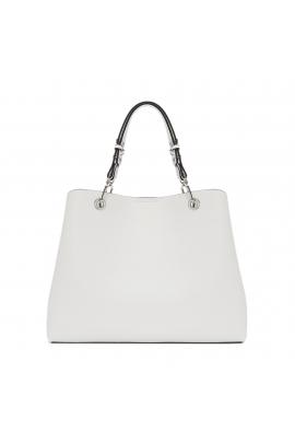 Shopper Bag BAT White L