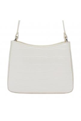 Crossbody Bag CARAMEL  White S