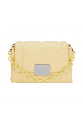 Crossbody Bag CARAMEL  Yellow S