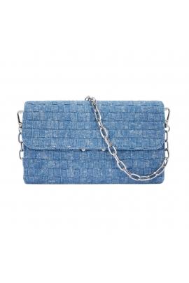 Crossbody Bag CARAMEL  Blue XS