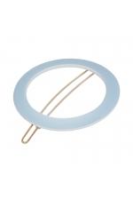 Hairpin LOTUS Blue U