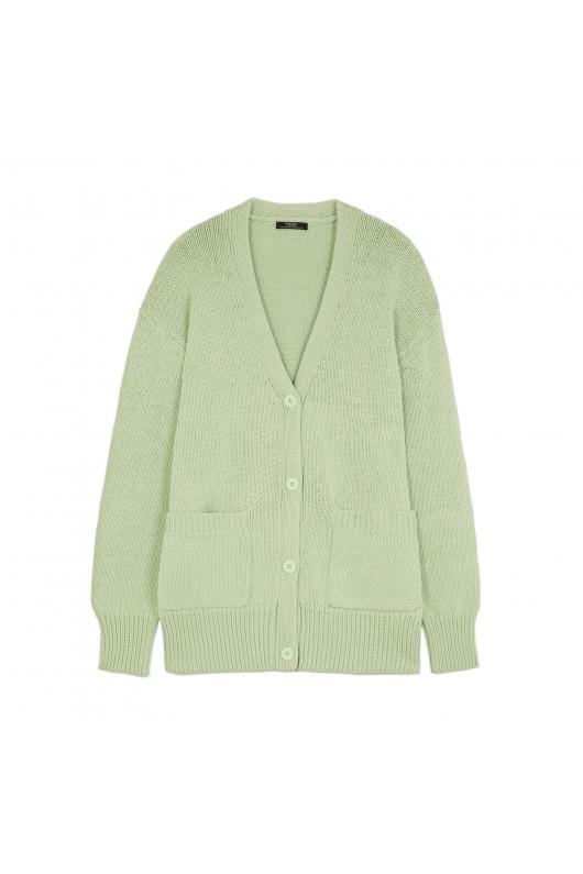 Cardigan OLAS Light Green U