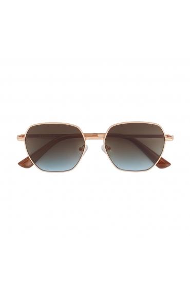 Round Sunglasses General Sunglasses Light Gold U