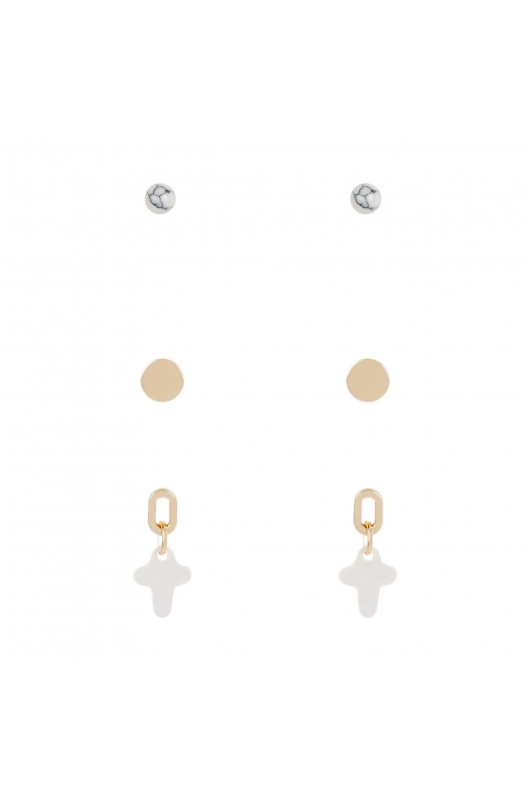 Set of CERCEI GOLDEN BASICS Gold U