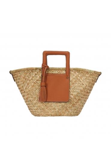 Shopper Bag EVA2 Camel M