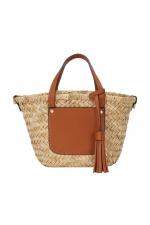 Shopper Bag EVA2 Camel S