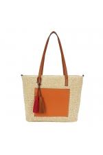 Shopper Bag EVA3 Straw M