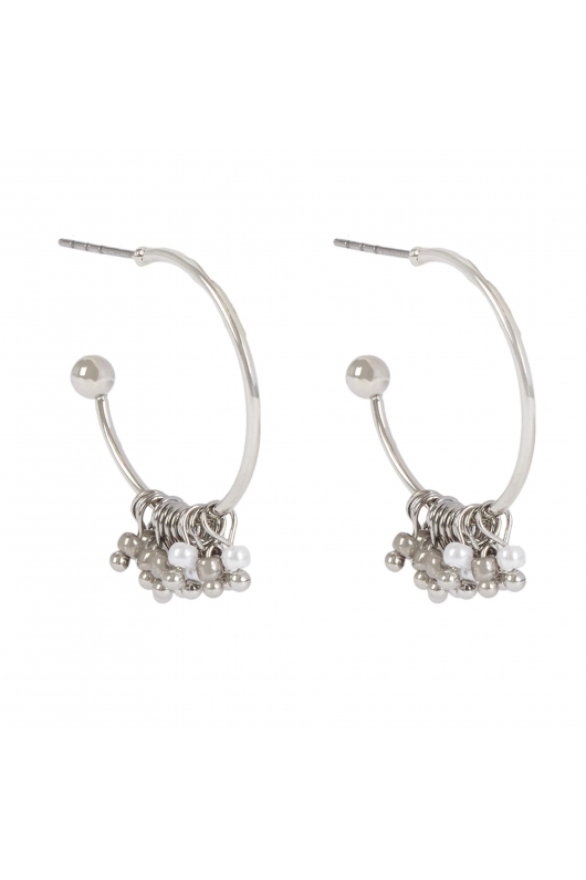 Earring BLOG Silver U