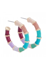 Earring WILD COLOR