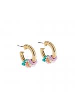 Earring SEA BREEZE Pastel Multicolor U