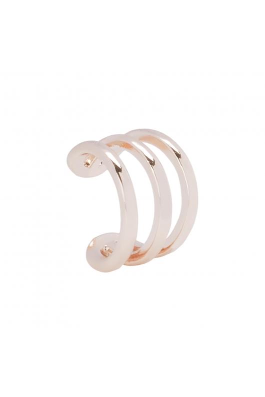 Earring ROSE CHARM