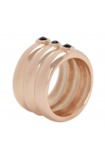 Ring STAINLESS STEEL Rose Gold